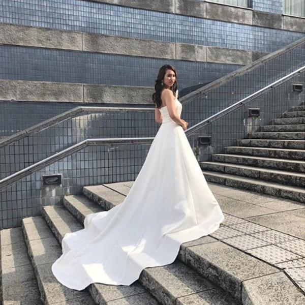 instagram ドレス